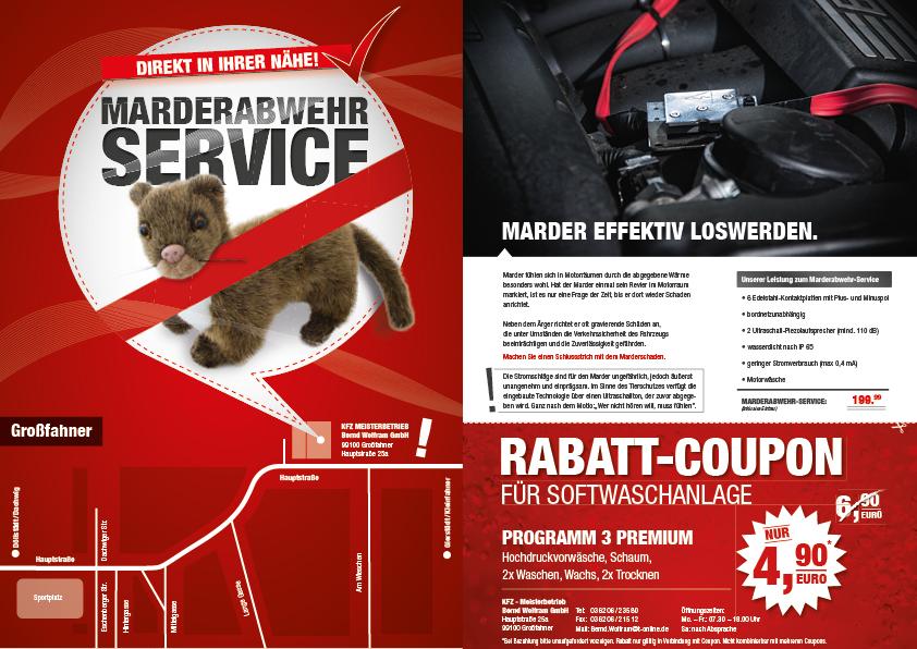 Flyer Marder-Abwehr